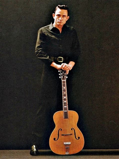play acoustic guitar like johnny cash country guitar johnny cash gone but not forgotten pinterest