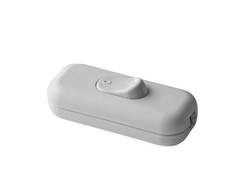 l cord with inline switch white in line rocker table l switch