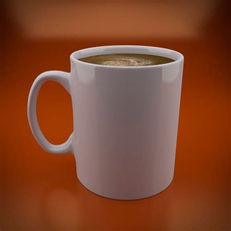 Interesting Coffee Mugs by Simple Coffee Mug By Niosdark 3docean