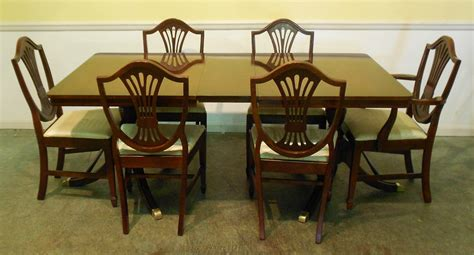 vintage dining rooms dining room chairs to complete your dining table