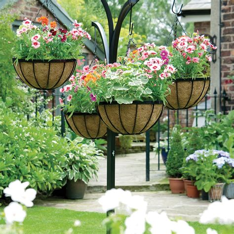 Hanging Flower Garden Hanging Flower Baskets The Only Guide You Ll Need