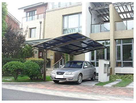 10 X 20 Metal Carport by Clearyup 10 X 20 Metal Carport Tent Shelter Attached