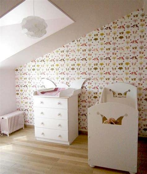 Tapisserie Chambre D Enfant by Mur Papier Peint Chambre Enfants Paperblog