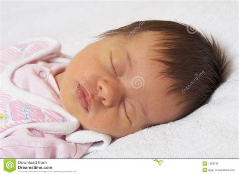 sleeper baby royalty free stock photo image 1963795