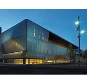 International Convention Center CCIB Mateo Arquitectura
