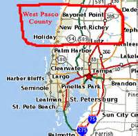 west pasco county florida real estate