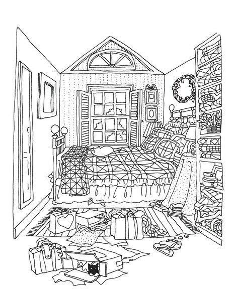 Omeletozeu   adult coloring 2   Coloring sheets, Coloring