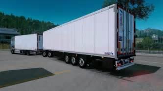 Bor Schmitz ets 2 schmitz sko gigaliner bdf v 1 0 trailer mod f 252 r eurotruck simulator 2