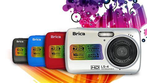 Kamera Digital Brica Ls 4 5 Kamera Digital 500 Ribuan Terbaik Praktis Ekonomis