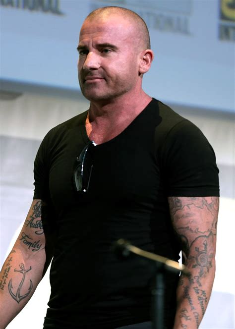 andrew lincoln burrow dominic purcell wikipedie