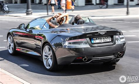 Aston Martin DB9 Volante 2013   30 Juli 2013   Autogespot