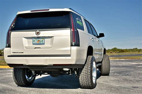 cadillac escalade 2017 lifted tuningcars check out the world s first lifted 2015