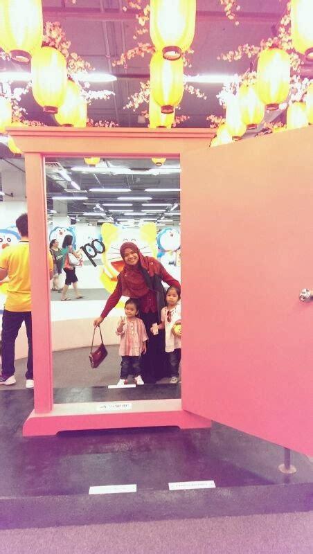 Cermin Pintu Belakang Viva nifhana the pameran 100 gadget rahsia doraemon di