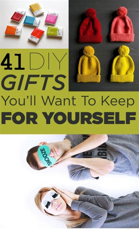 41 diy gift ideas looking for more gift ideas this holiday