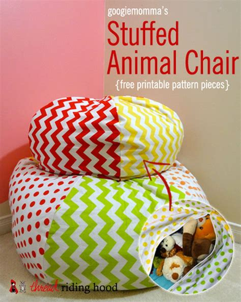 stuffed animal bean bag storage pattern 25 clever creative ways to organize stuffed toys
