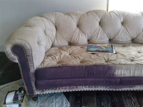 painting sofa fabric best 25 painted sofa ideas on pinterest painted couch
