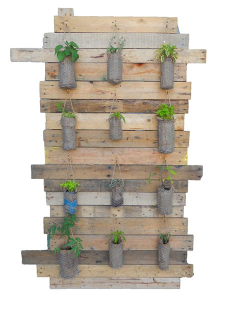 Self Watering Vertical Garden Eco Warrior Self Watering Vertical Garden On Behance