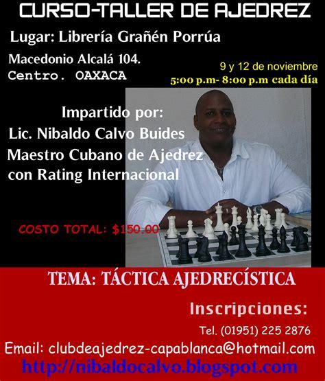 librerias oaxaca simplemente ajedrez curso taller de ajedrez en librer 205 a
