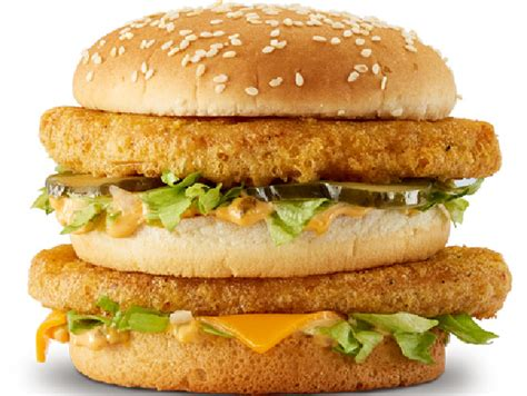 Eat In Kitchen Ideas by Mcdonald S Just Added A Chicken Big Mac To The Menu