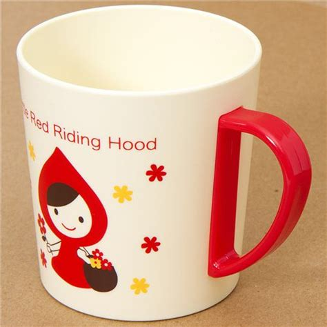 cool cups in the hood cute little red riding hood plastic