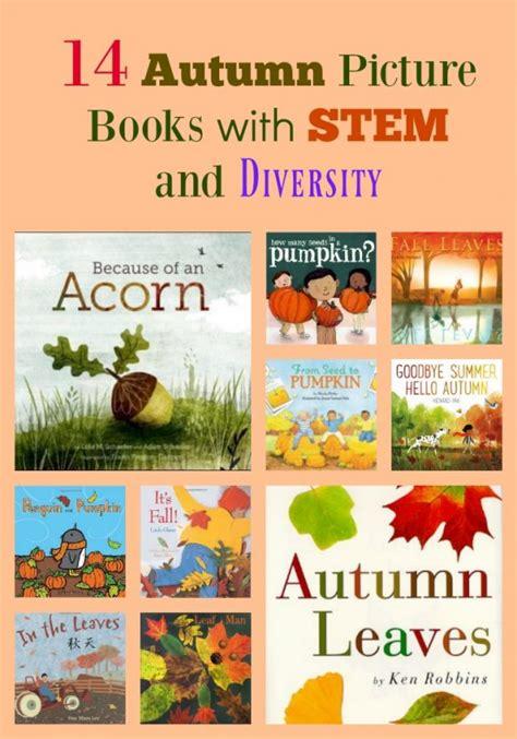fall picture books autumn picture books for pragmaticmom