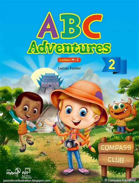 the abcs of outdoor adventuring books jason dove illustration abc adventures series