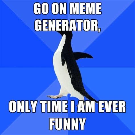 Meme Generator Penguin - socially awkward penguin memes create meme