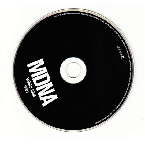Cd Madonna World Tour mdna world tour cd2 madonna mp3 buy tracklist