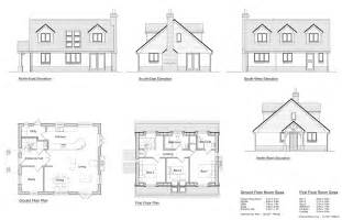 chalet bungalow floor plans uk lansdowne timber house design three bedroom self build