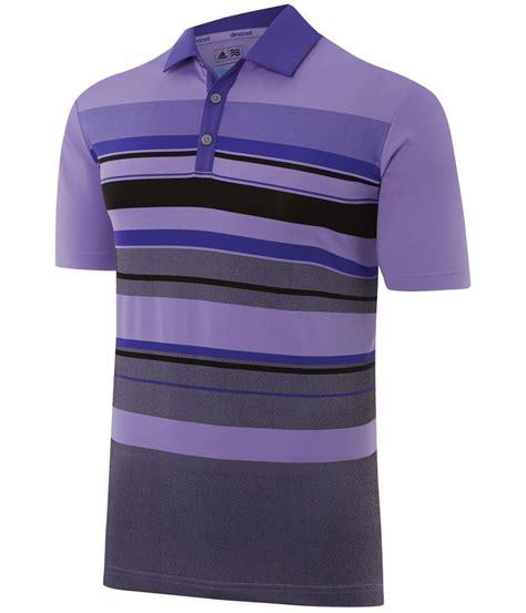 Polo Shirt Adidas Stripe Olog adidas mens climacool sport stripe polo shirt golfonline