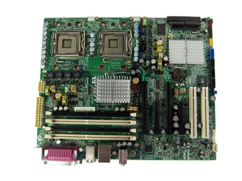 dual sockel mainboard hp 442029 001 380689 003 xw6400 workstation dual socket