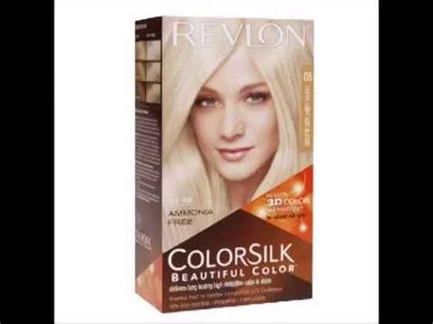 Revlon Colorsilk Beautiful Color 1 revlon colorsilk beautiful color ultra light ash 05 1 ea