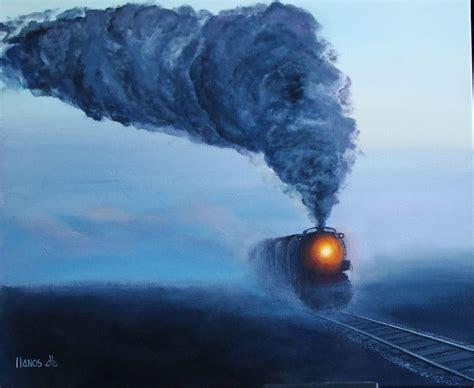 la niebla tren en la niebla jose luis llanos artelista com en