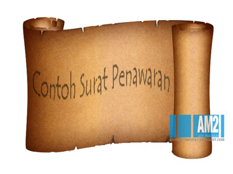 List Barang Elektronik Surat Penawaran by Bahasa Indonesia Contoh Surat Penawaran Ady Pratama