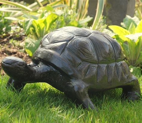 tortoise garden ornament gardensite co uk