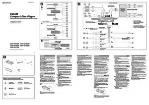 sony cdx mp40 wiring diagram sony get free image about wiring diagram