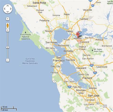 martinez california map earth heal spectacular meteor breaks up california