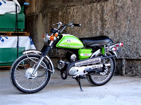Suzuki Ac 50 Do You A Cool Pit Bike Or Rolling Tool Cart