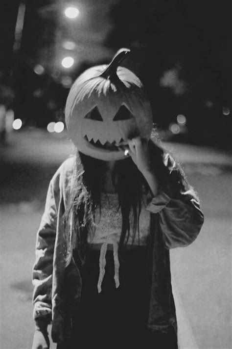 imagenes halloween tumblr pumpkin head girl pictures photos and images for