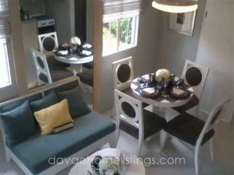 model home interior decorating part 1 youtube camella davao rina house model youtube