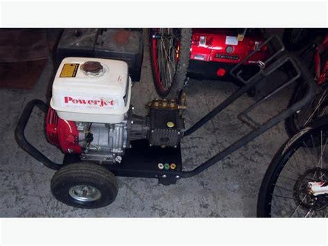 honda gx340 pressure washer powerjet 3000psi pressure washer honda gx340 11hp motor