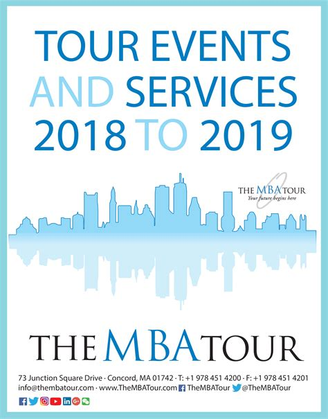 The Mba Tour Atlanta by Welcome To The Mba Tour