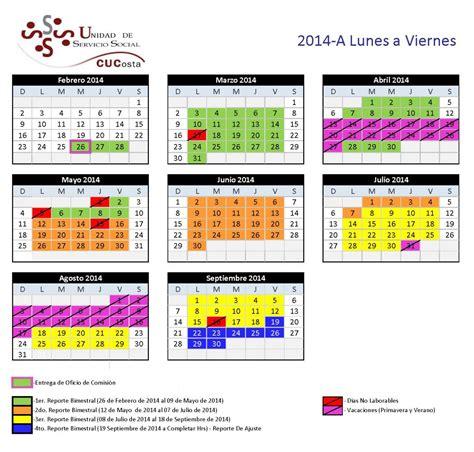 Calendario A Udg Calendario Centro Universitario De La Costa