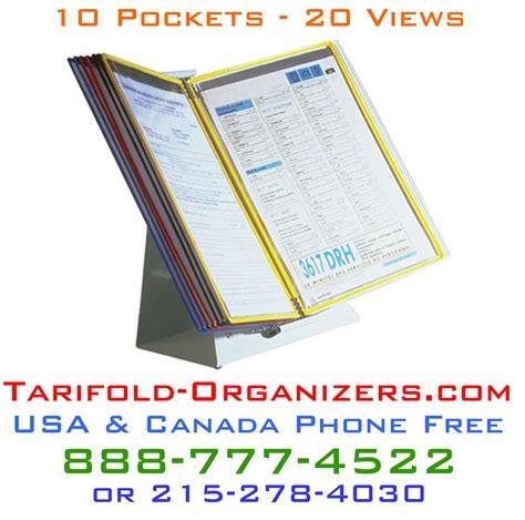 Desk Flip Chart Organizer Tarifold 174 Desk Stands Tarifold Desk Units Tarifold
