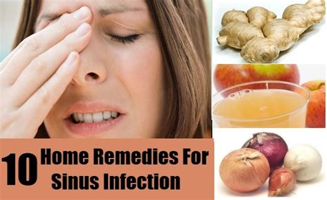 10 home remedies for sinus infection diy find home remedies