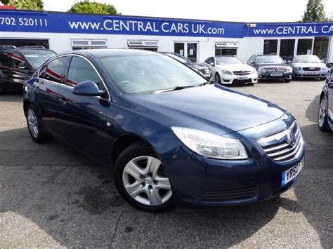 vauxhall insignia 2 0 exclusive cdti turbo diesel