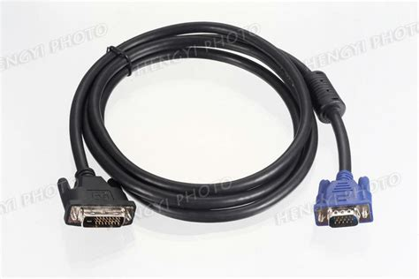 Kabel Dvi D Aktif To Vga philips 190wv kabel z vga i dvi d elektroda pl