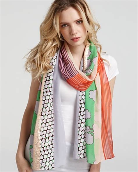 scarf fashion trends 2014 for
