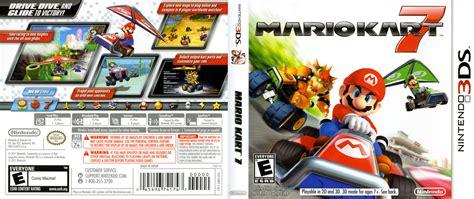Kaset 3ds Mario Kart 7 Amke Mario Kart 7