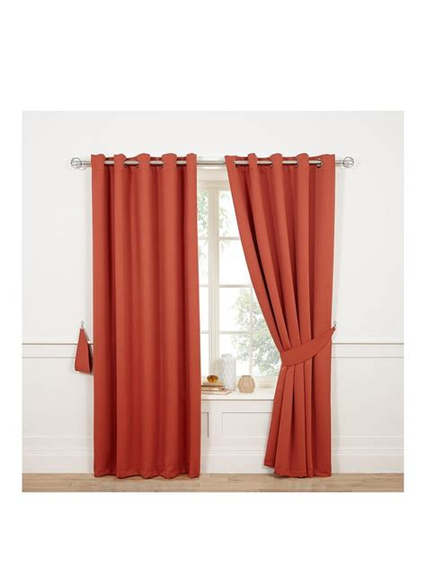 organic blackout curtains best 25 natural eyelet curtains ideas on pinterest